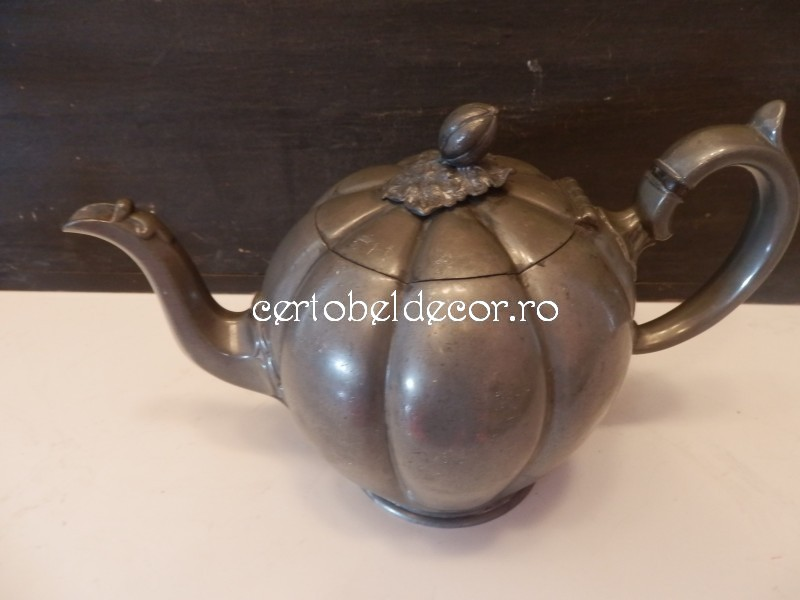 Pewter Teapot James Dixon Amp Sons Sheffield Certobeldecor