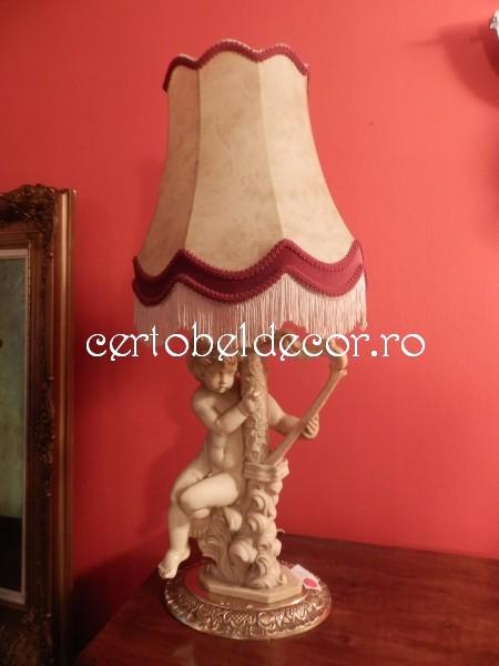 Lamp A Santini Certobeldecor